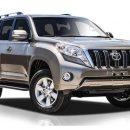 Новый Toyota Land Cruiser Prado доступен для заказа