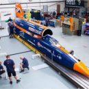 Готовится к испытаниям самая скоростная машина в мире