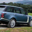 На авторынок РФ выходят рестайлинговые Range Rover и Range Rover Sport