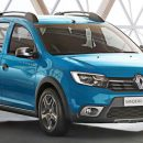 Новое поколение Renault Sandero появится в 2019 году