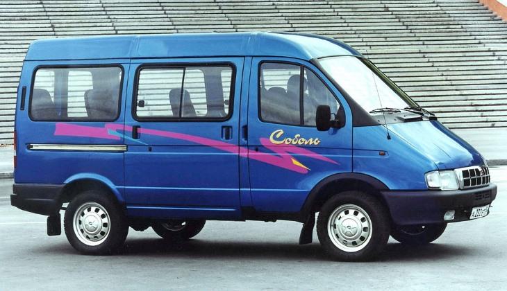 ГАЗ отказался от создания нового автомобиля «Соболь Некст»