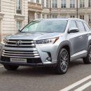 Toyota радикально снизила цены на кроссовер Highlander