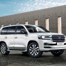 Toyota снизила цены на несколько комплектаций Land Cruiser 200
