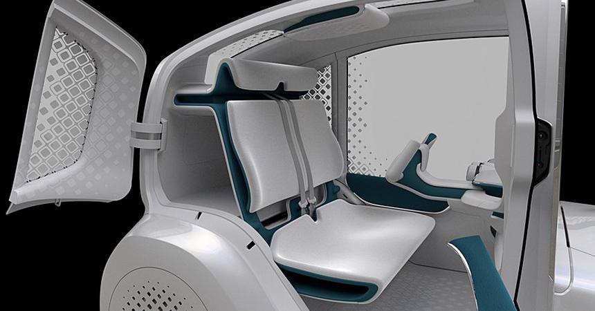 Toyota разработала чудо-капсулу и три минивэна будущего