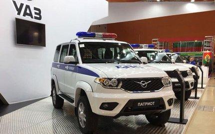 УАЗ представил грузовики «Профи» для перевозки заключенных