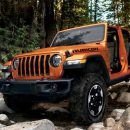 Новый Jeep Wrangler: порция свежих сведений