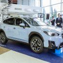 Subaru XV. Создан для уверенности