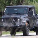 Пикап Jeep Wrangler получит съемный мягкий верх