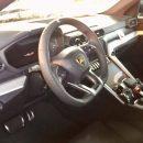Рассекречен интерьер первого кроссовера Lamborghini