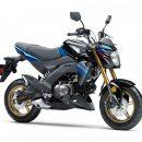 Kawasaki представила обновленную версию мотоцикла Z125 Pro