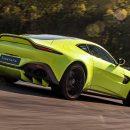 Aston Martin продал почти все запланированные на год Vantage