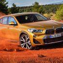 BMW объявила российские цены на новый кроссовер X2