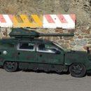 Таинственной танкетке на базе Volvo V70 нашлось объяснение