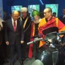 Путин осмотрел мотоцикл «Кортеж» от «Калашникова»