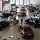 Названы самые популярные автомобили в России октября 2017 года