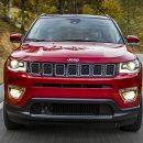Названа стартовая цена российского Jeep Compass