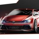 Volkswagen готовит новый ралли-кар Polo GTI R5