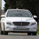 Mercedes-Benz готовится к дебюту нового C-Class