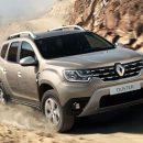 Новый Duster обзавёлся шильдиком Renault