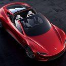 Не только грузовик: Tesla показала новый Roadster