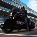 Видео: Мотоцикл для Путина впервые проехался по трассе «Формулы-1»