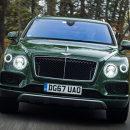 Bentley привез в Россию дизельную версию кроссовера Bentayga