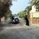 Видео: Хиджаб экстриму не помеха