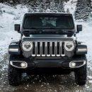 Новый Jeep Wrangler стал более атлетичным
