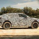 В Сеть слиты первые фото интерьера Lamborghini Urus