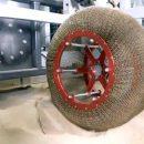 NASA заново изобрело колесо и показало, как оно работает