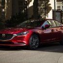 Mazda6 получила новый мотор