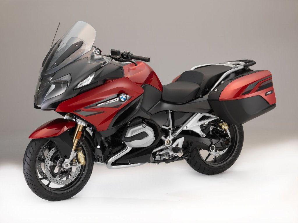 BMW R 1200 RT, R 1200 RS и S 1000 RR