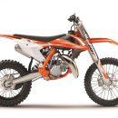 Новые модели кроссовых мотоциклов от KTM