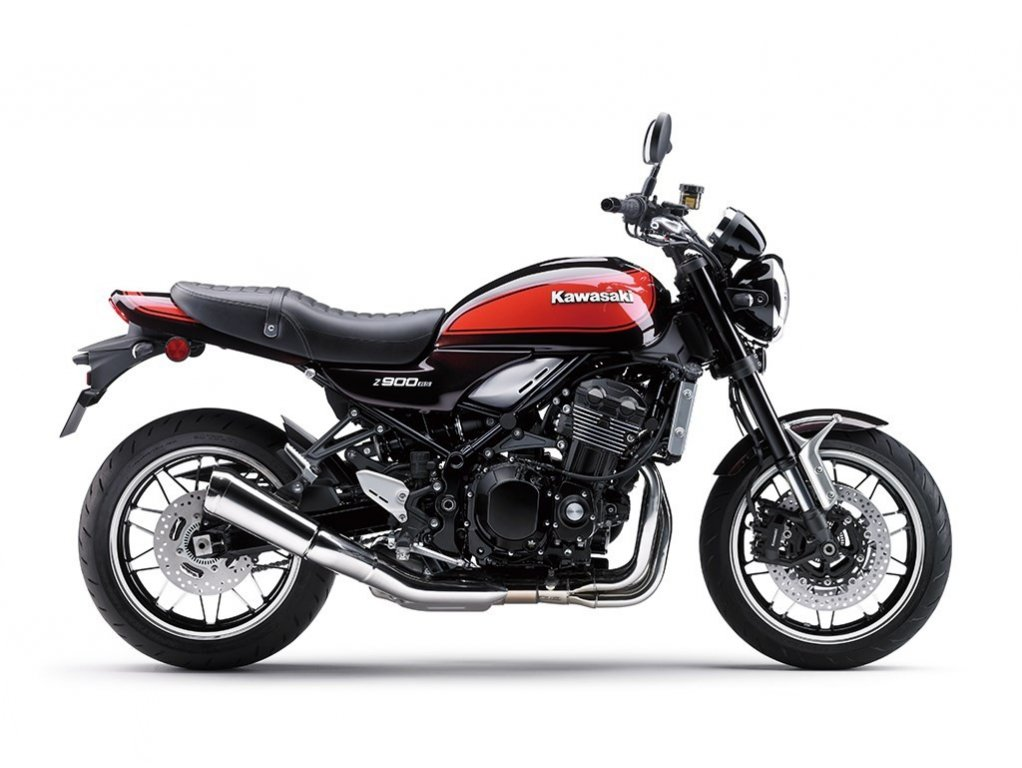 Новый мотоцикл Z900RS от Kawasaki