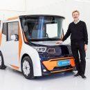 Бывший шеф-дизайнер BMW представил свой новый проект