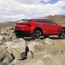 Рассекречены характеристики Lamborghini Urus