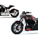 Arch Motorcycle представили новые модели мотоциклов 2018 года