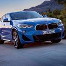 BMW X2 может получить версию M Perfomance