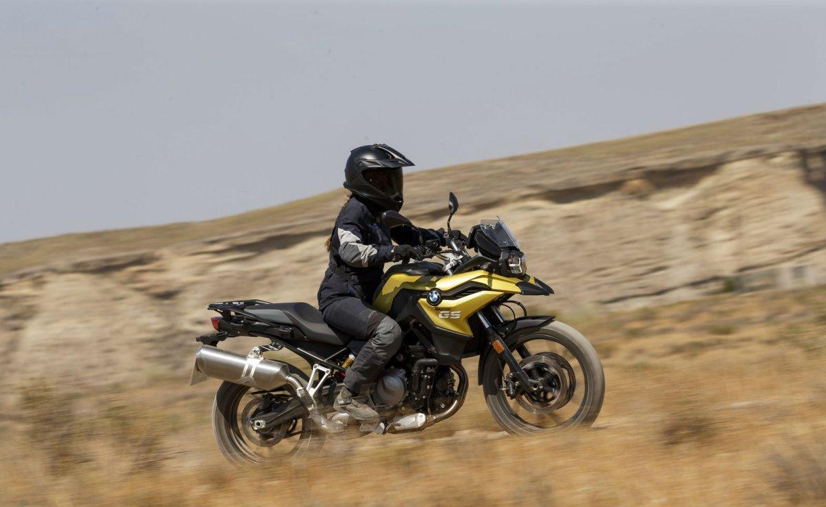BMW Motorrad – новые модели 2018-го года F 750 GS и F 850 GS