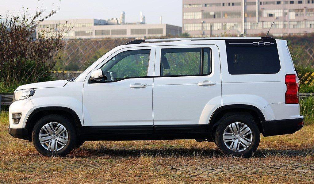Land Rover Discovery по-китайски: недорогая альтернатива