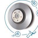 Bosch разработал «экологически чистые» тормозные диски