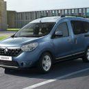 На российский рынок вышли универсалы и фургоны Renault Dokker