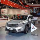 Новый DFM AX3 появится на российском рынке