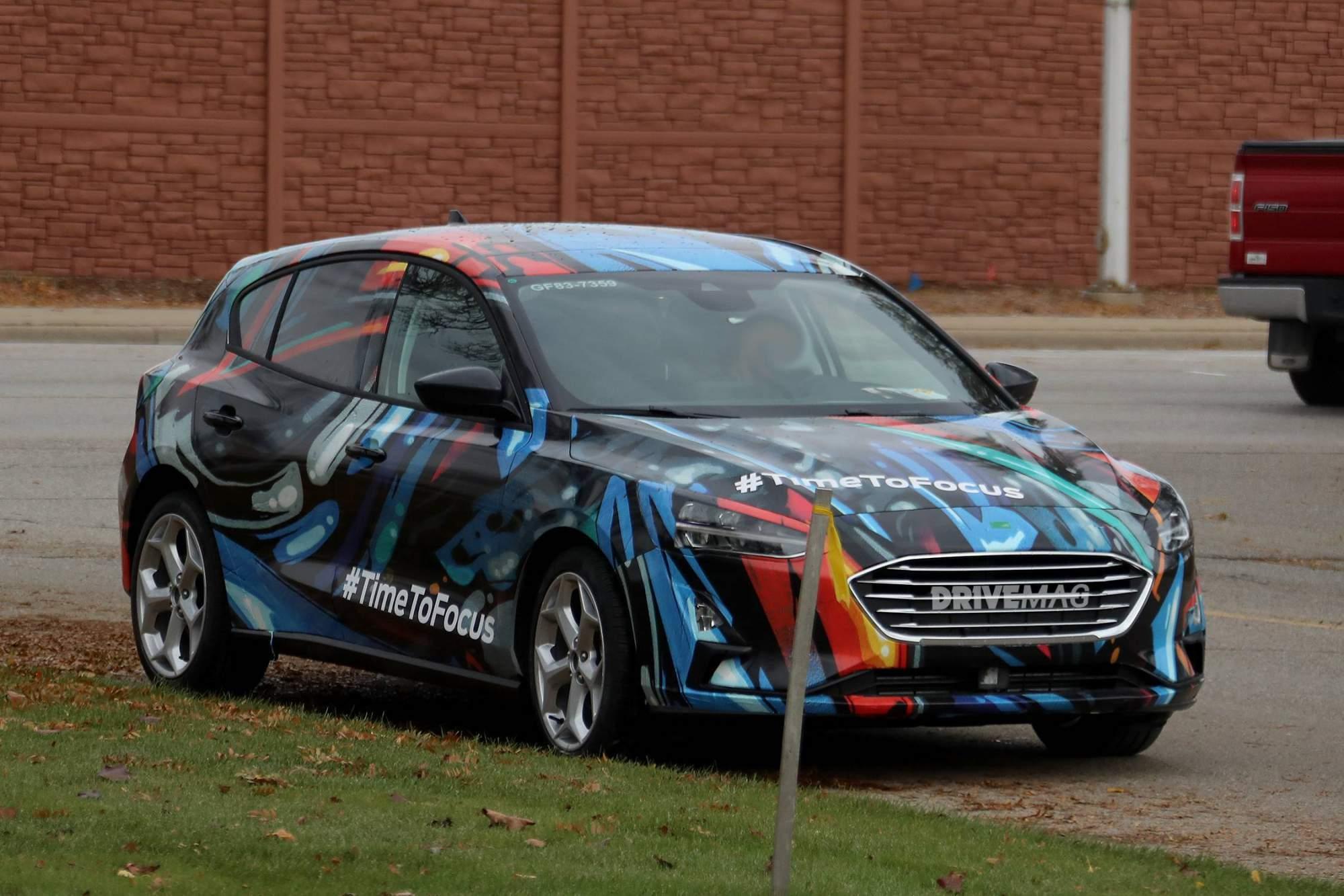 Новый Ford Focus: вот каким он будет