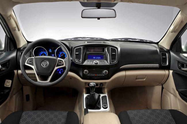 Foton объявил о спецпредложение для модели Sauvana