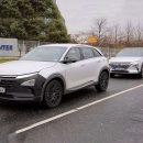 Hyundai начал тесты нового водородного кроссовера