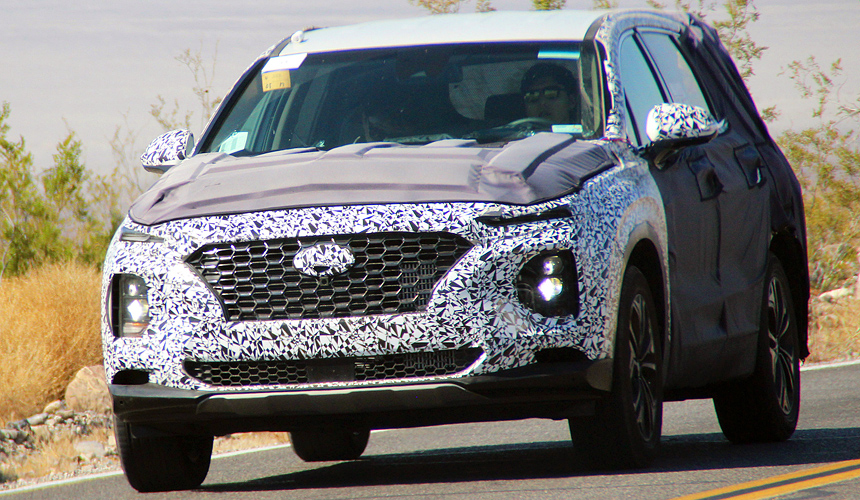 Планы Hyundai: восемь новых кроссоверов за три года