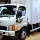 Новый малотоннажый грузовик Hyundai начали продавать в России