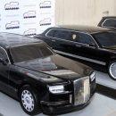 Началась сборка автомобилей для первых лиц государства