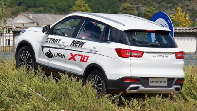 Lifan привезет россиянам «убийцу» Hyundai Creta